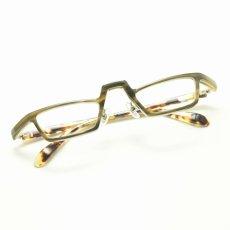 画像5: factory900 ファクトリー900 FA-2040 col-531 リーディンググラス 老眼鏡用フレーム (5)