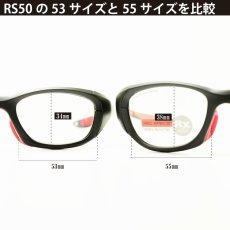 画像3: REC SPECS レックスペックス RS50 アジアンフィット 53サイズ・55サイズ チェンジャブルキット対応モデル (3)